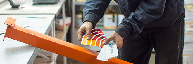 Испытания индустриальных красок selemix концерна ppg