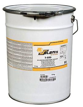Полиуретановая грунт-краска для металла двухкомпонентная DTM Selemix